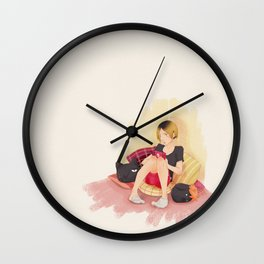 Playing~ Wall Clock