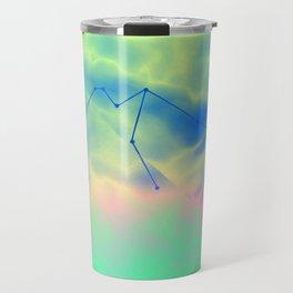 AQUARIUS (ASTRAL SIGNS) Travel Mug