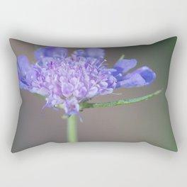 Purple wild flower Rectangular Pillow