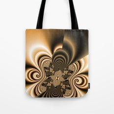 pattern coffee and milk Tote Bag