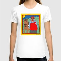 blackhawks T-shirts featuring Sooner by GOONS
