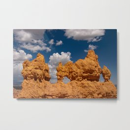 Bryce Canyon National Park, Utah - 2 Metal Print