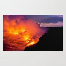 Sea of Flames Rug