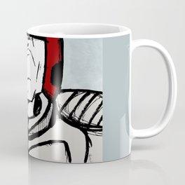 Mama is not the Law Coffee Mug