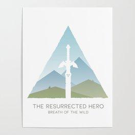 The Resurrected Hero Poster