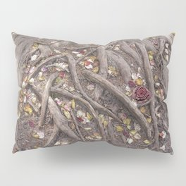 The Roots, the Rose Pillow Sham