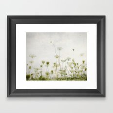 Lacey Framed Art Print