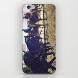 Feira da Golega 2015 3 horses 35 mm iPhone Skin