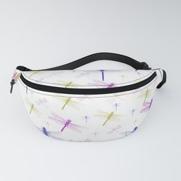 Dragonfly Pattern Fanny Pack