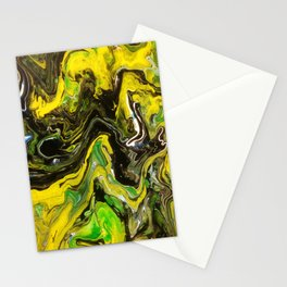 Liquified Rainforest Stationery Cards