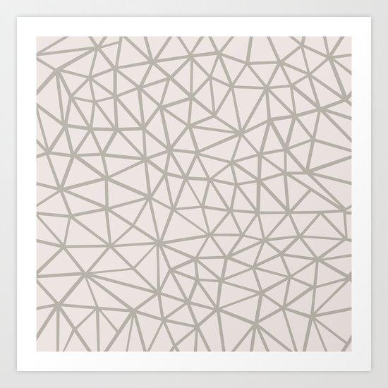 Broken Soft Art Print