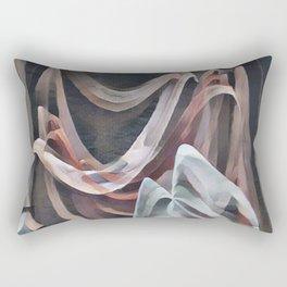 Veiled Dreams Rectangular Pillow