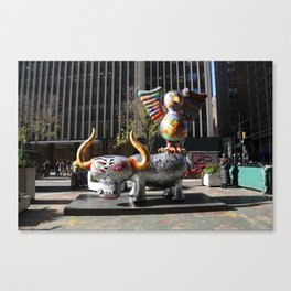 NEW YORK- Broadway Canvas Print