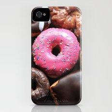 Mmmm Donuts iPhone (4, 4s) Slim Case