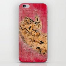 Reimagined: Hidden #2 iPhone & iPod Skin