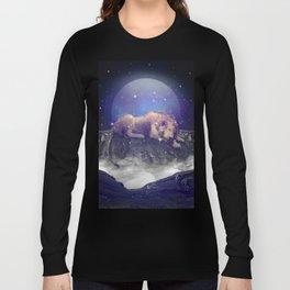 Under the Stars III (Leo) Long Sleeve T-shirt