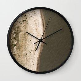 """""""Kanaal"""" 7/7 (2018) Wall Clock"""