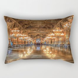 Opera House Rectangular Pillow