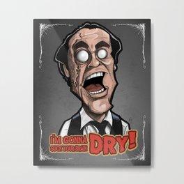 Daryl Revok Metal Print