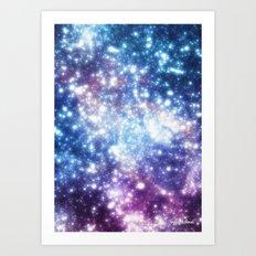 Map of the Stars Art Print