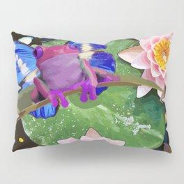Amphibian Reborn Pillow Sham