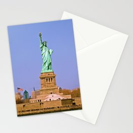 Lady Liberty, Ellis Island, NYC Stationery Cards