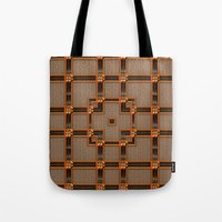 classy Tote Bags featuring Classy by Lyle Hatch