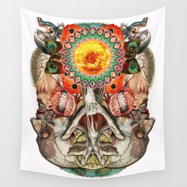 Losing the Human Form (Part 2) Wall Tapestry