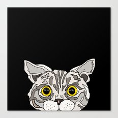 Awkward Moment Canvas Print