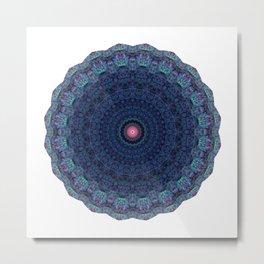 Coldlight Oracle Metal Print