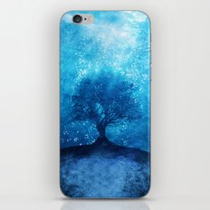 Songs from the sea. iPhone Skin