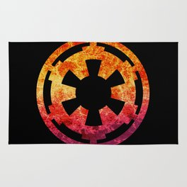Star Wars Imperial Explosion Rug