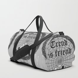 Trend is friend Duffle Bag