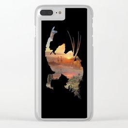 Thunderjaw [Horizon Zero Dawn] Clear iPhone Case