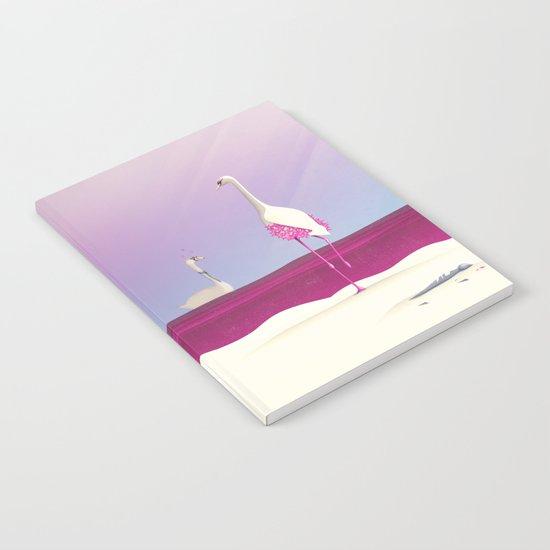 Flamingo Fatale Notebook