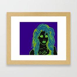Candy 3 Framed Art Print