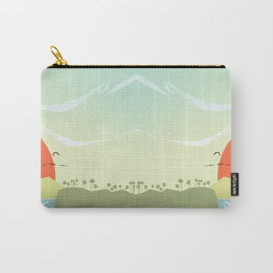 Tropical amor Carry-All Pouch