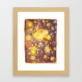 With Stars! Framed Art Print