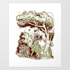 Intersectional Nature Art Print