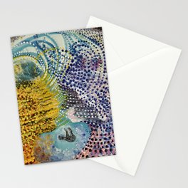 Manifestation of a Conscious Mind Stationery Cards