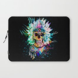 SKULL WILD S. Laptop Sleeve