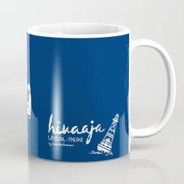 Hinaaja (Finland) Gay Slang Collection. Blue. Coffee Mug