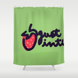 MADUIXA Shower Curtain