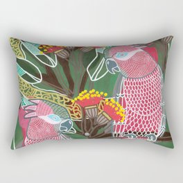 Audacious Rectangular Pillow