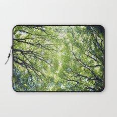 Green Maples Laptop Sleeve