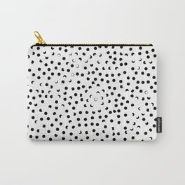 unified field b/w Carry-All Pouch