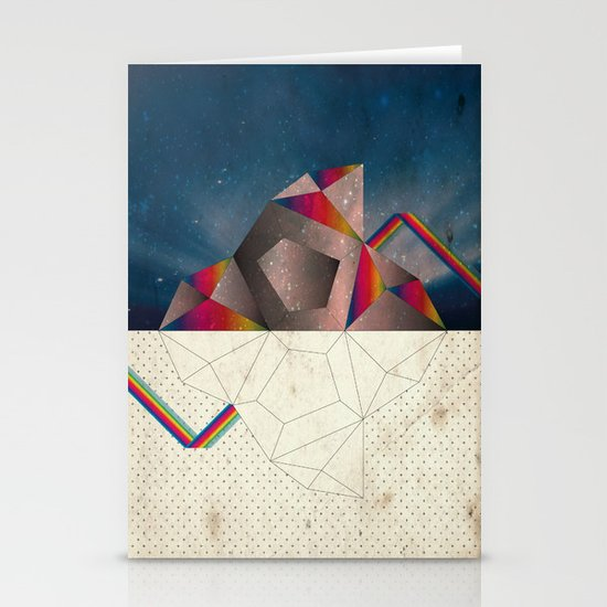SpaCE_oToLanD Stationery Cards