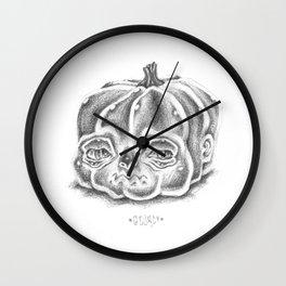Gourdy Wall Clock