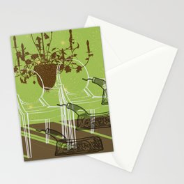 GhostChair Stationery Cards