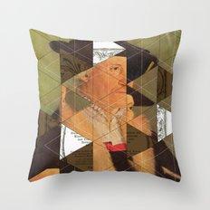 Mix Dürer 100 Throw Pillow